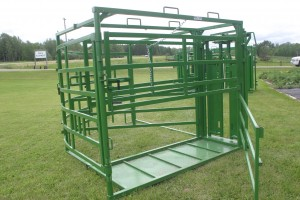 Real Tuff Head Gate with Neck Extender - Real Tuff