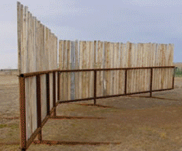 25 ft. Windbreak Panels
