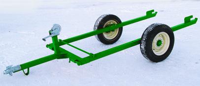 Livestock Chute Cart
