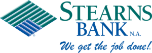 Stearns bank logo - Real Tuff