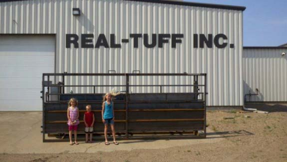Real Tuff Livestock Equipment Home